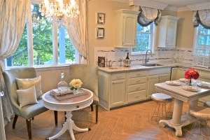 CATEGORY: Kitchen Remodel $60,000-$75,000 AWARD: Silver Merit PROJECT: Rockfield Manor LOCATION: Bel Air, MD
