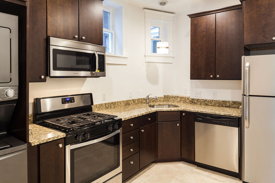 Gorgeous Kitchen Renovation In Potomac Maryland: Remodeling, Renovation, And Custom Deck