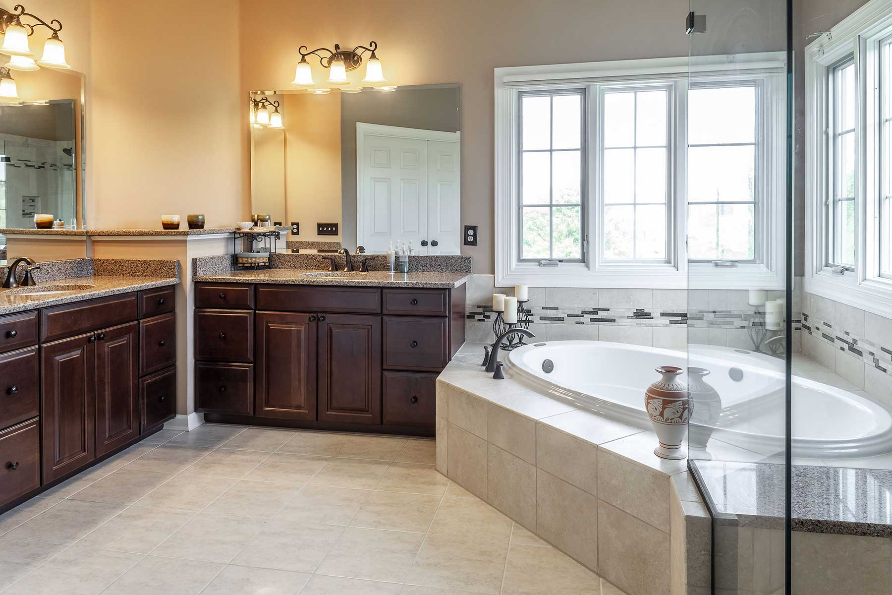 2019 Master Bathroom Renovation T W Ellis