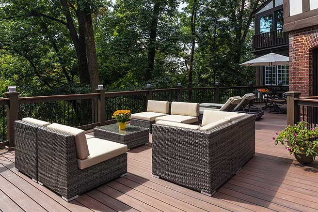 Custom Deck Building in Baltimore MD