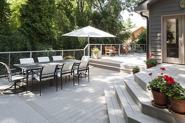 Beautiful Deck And Patio Contractor In Forest Hill, MD