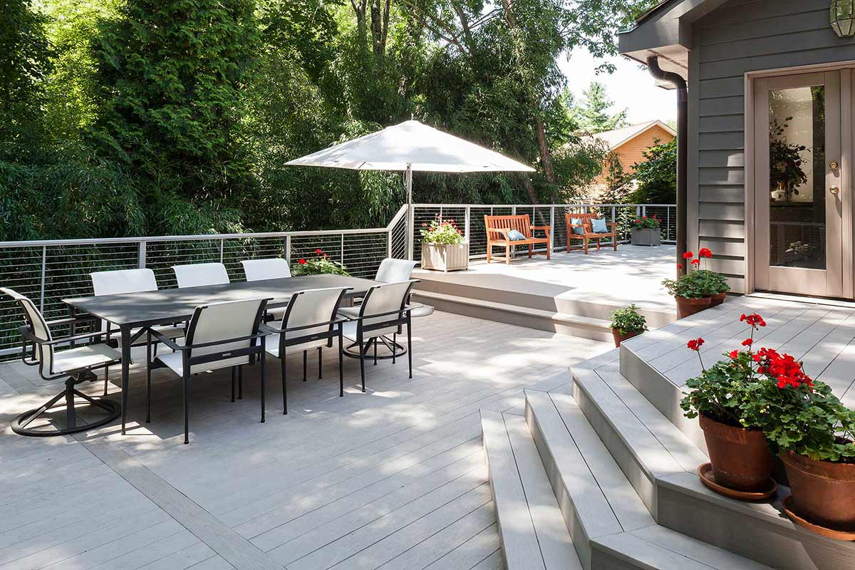 Deck Building, Screened Porches and Outdoor Living in Maryland
