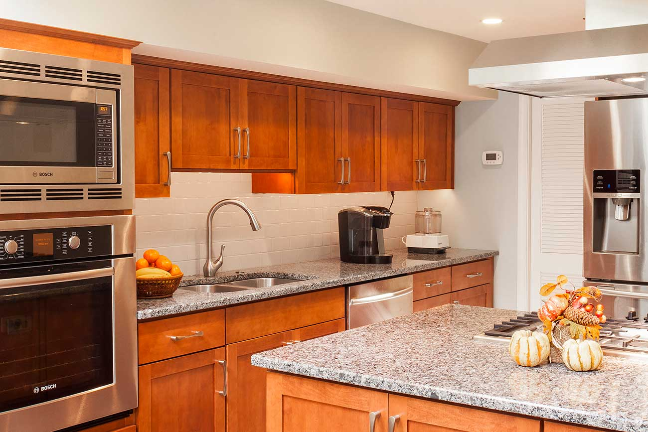 Balitmore City Kitchen Remodel