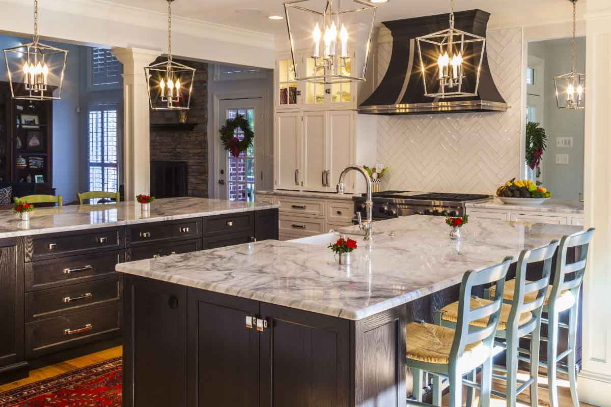 Baltimore kitchen remodeling photo gallery