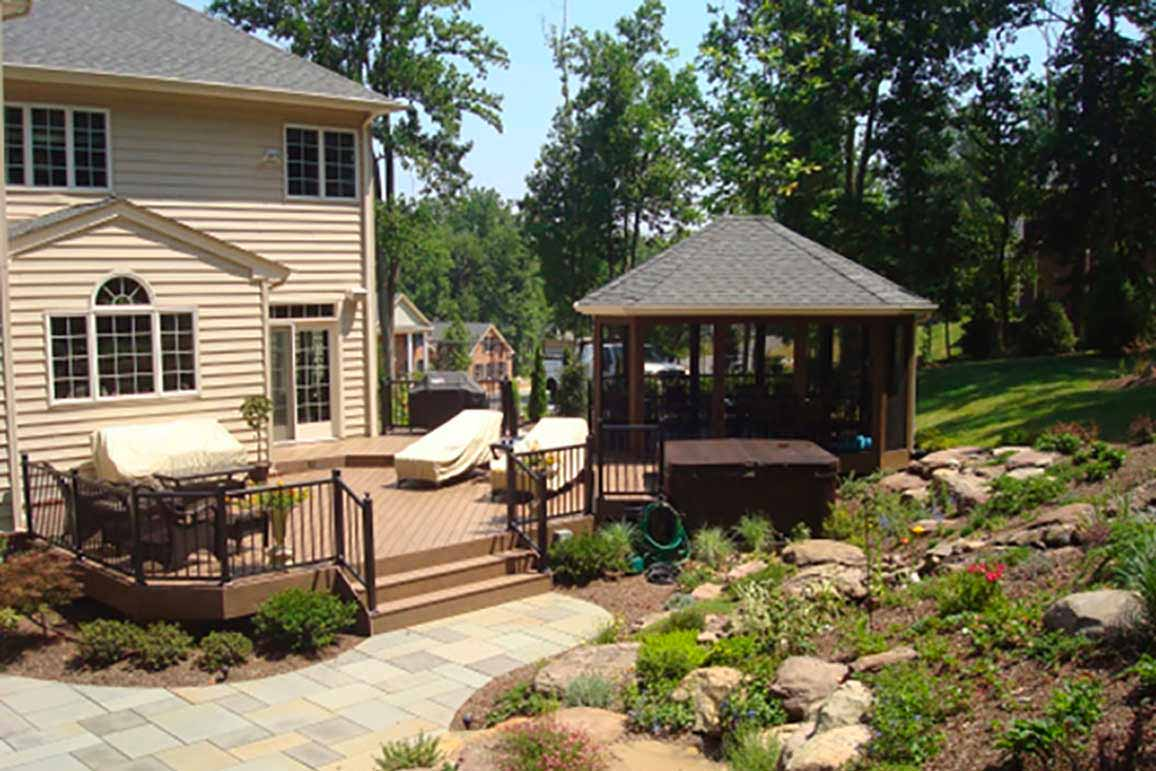 Maryland Outdoor Living Spaces